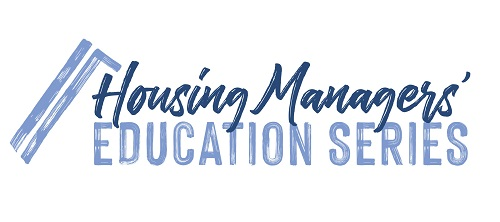 POSTPONED: 2020 Housing Managers' Education Series Part I