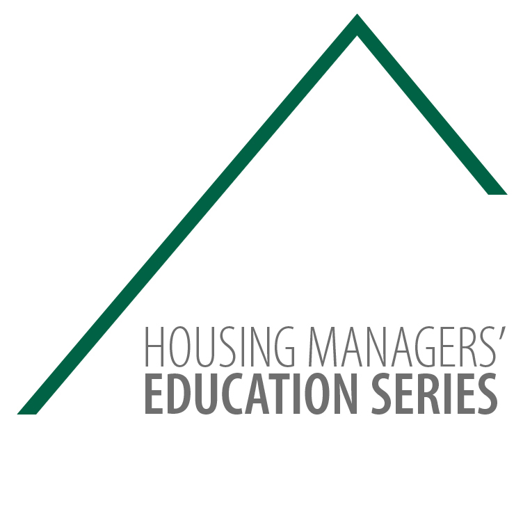 2019 Housing Managers' Education Series Part II