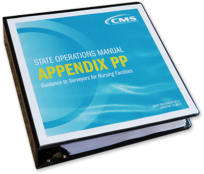 Appendix PP: Surveyor Guidance for SNFs/NFs (with binder)