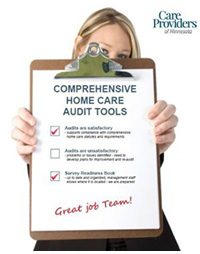 Comprehensive Home Care Audit Tools