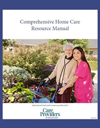 Comprehensive Home Care Resource Manual