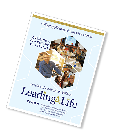 Class of 202 Leading4Life Brochure
