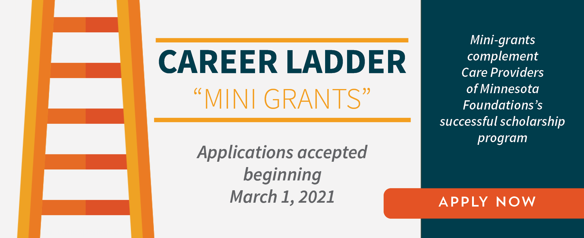 Career Ladder mini-grants