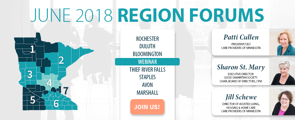 Join us for Regions in June