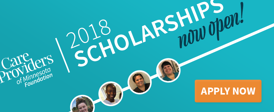 Scholarships are now available!