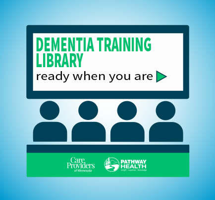 Dementia Training Library - Non-Direct Care Staff